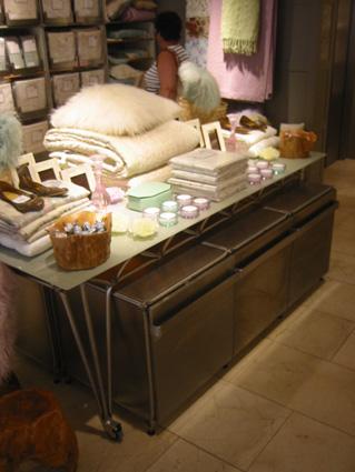 Zara Home - visual merchandising